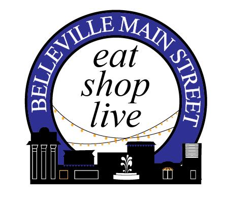 Belleville Main Street Logo
